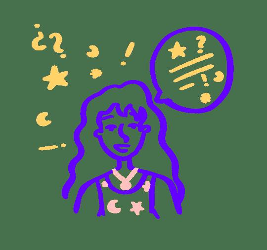 "Ilustración de servicio ""Comunicación coherente"""