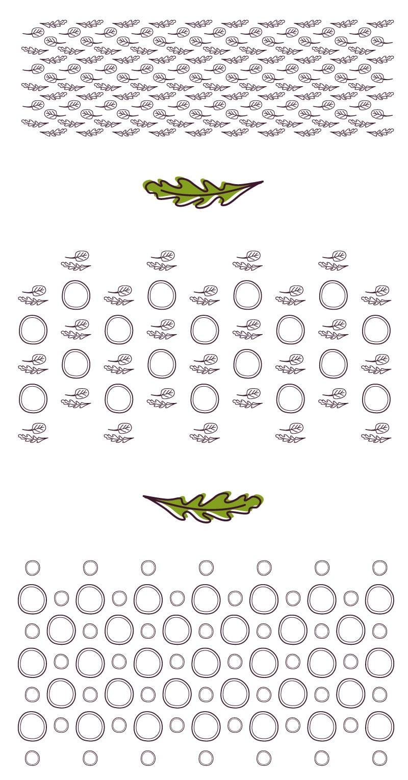 Diseño de pattern para Sanaladas