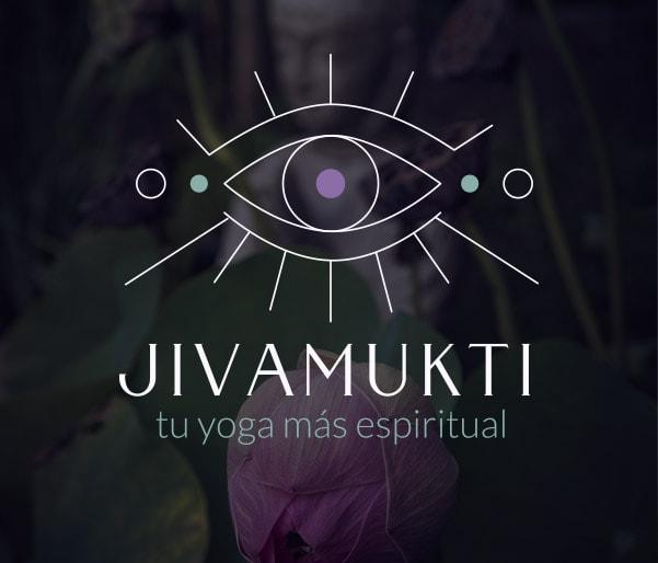 Diseño de logo para profesora de yoga